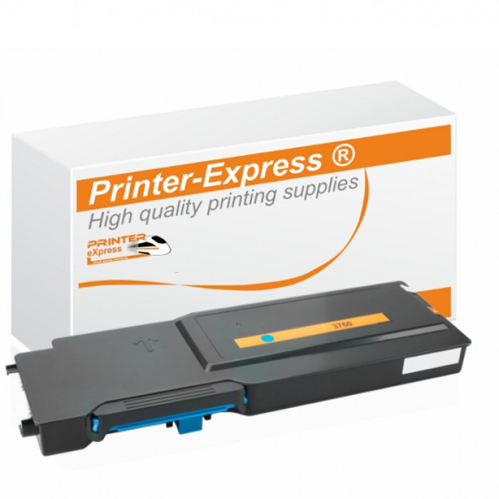 Alternativ zu Dell 3760, 593-11122 Toner cyan