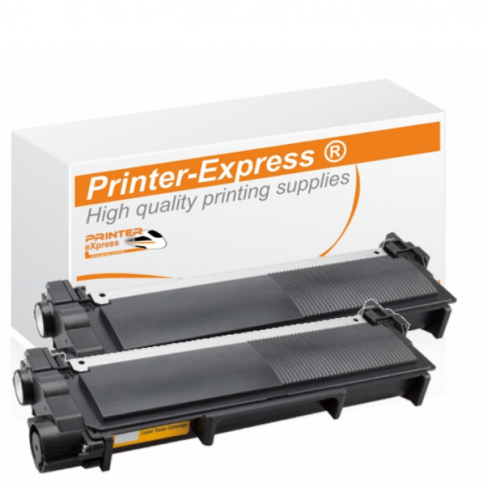 Toner 2er Set alternativ zu Dell E310, E515 Serie 3.000...