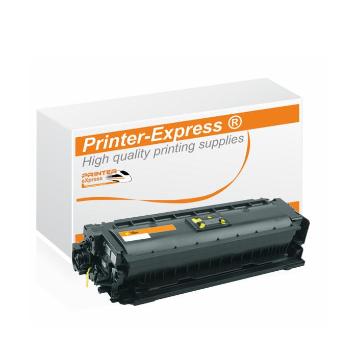 Toner alternativ zu HP CF362X, 508X, 508A für HP Drucker...