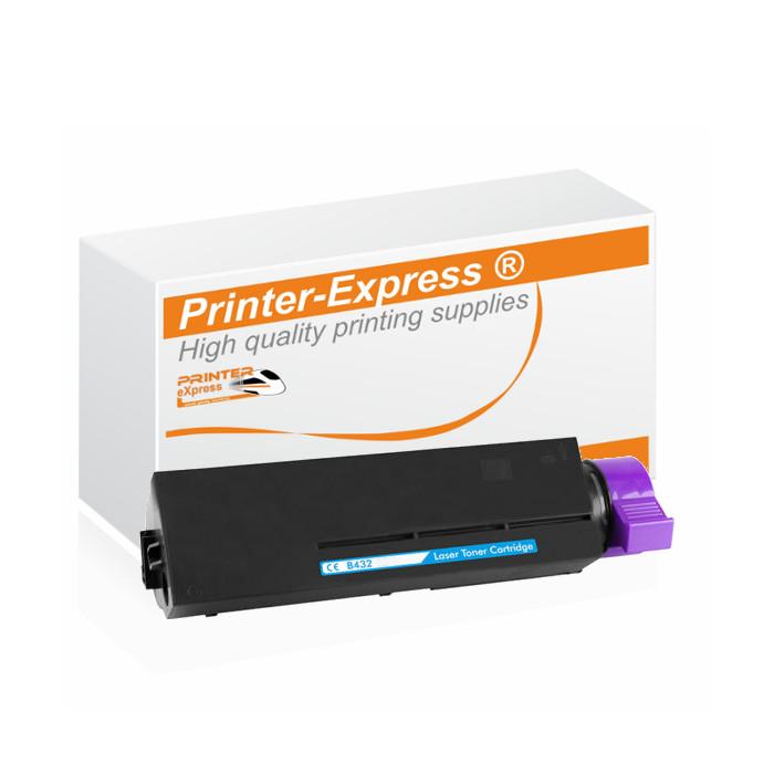 Toner ersetzt Oki 45807102, B412 XL für Oki Drucker...