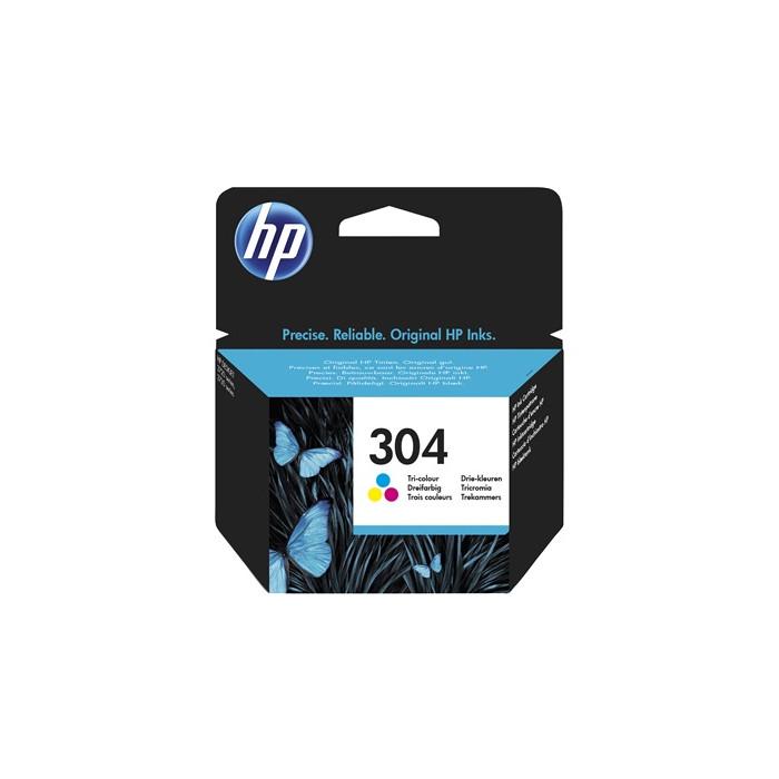 HP 304 Druckerpatrone color N9K05AE