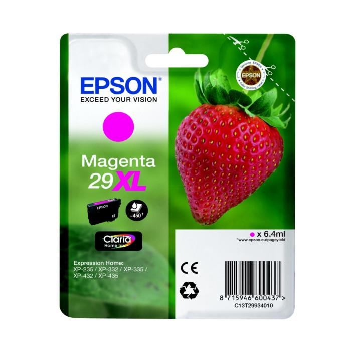 Epson T2993, 29XL Druckerpatrone magenta