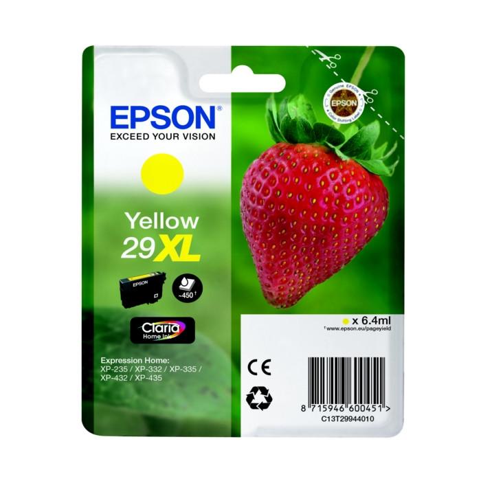 Epson T2994, 29XL Druckerpatrone gelb