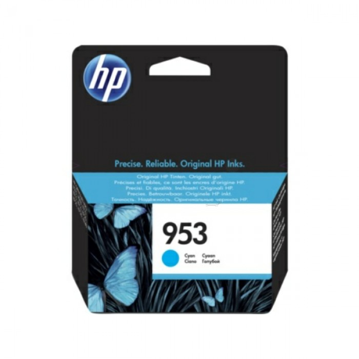HP 953 Druckerpatrone cyan F6U12AE