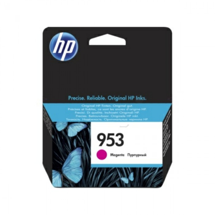 HP 953 Druckerpatrone magenta F6U13AE