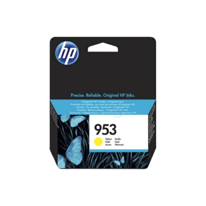 HP 953 Druckerpatrone gelb F6U14AE