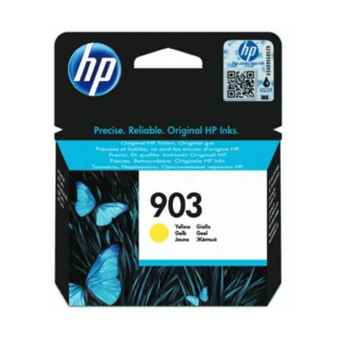 HP 903 Druckerpatrone gelb T6L95AE