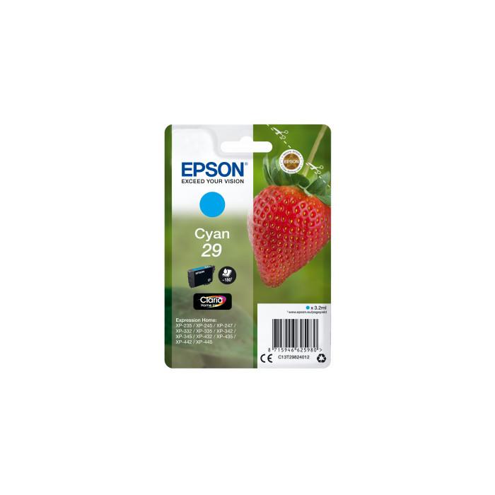 Epson T2982, 29 Druckerpatrone cyan