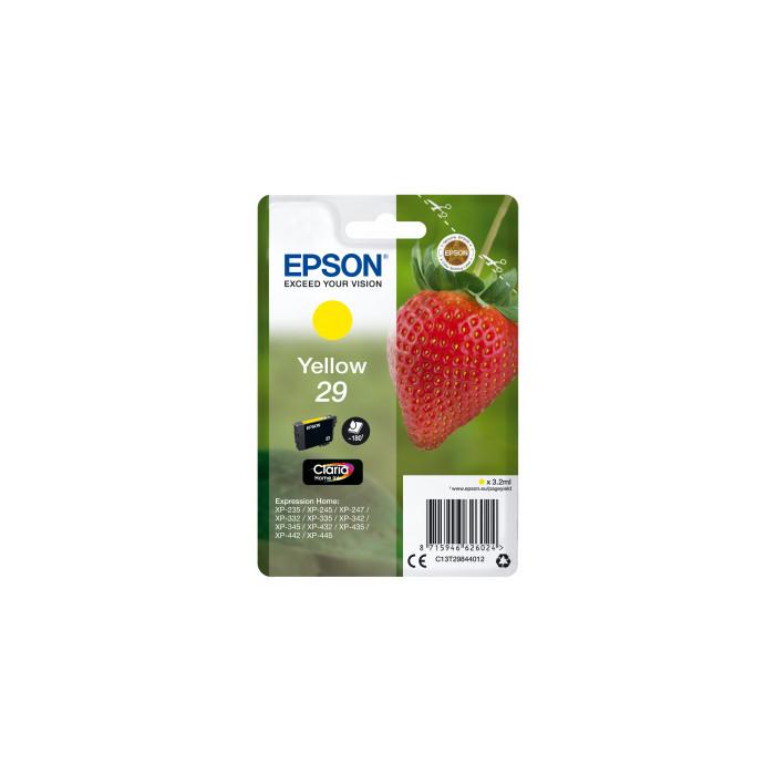 Epson T2984, 29 Druckerpatrone gelb