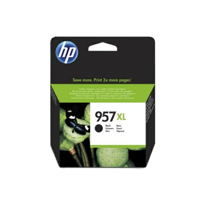 HP 957 XL Druckerpatrone schwarz L0R40AE