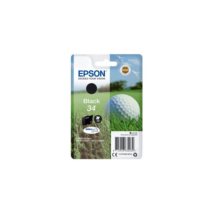 Epson T3461, 34 Druckerpatrone schwarz