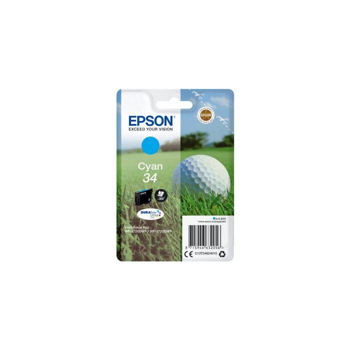 Epson T3462, 34 Druckerpatrone cyan