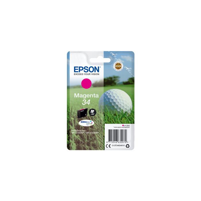 Epson T3463, 34 Druckerpatrone magenta