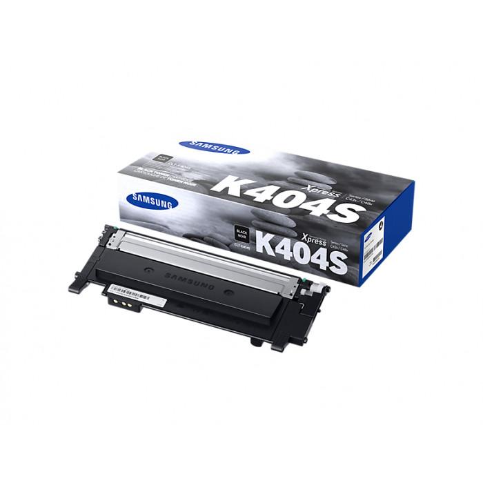 Samsung Toner CLT-K404S schwarz