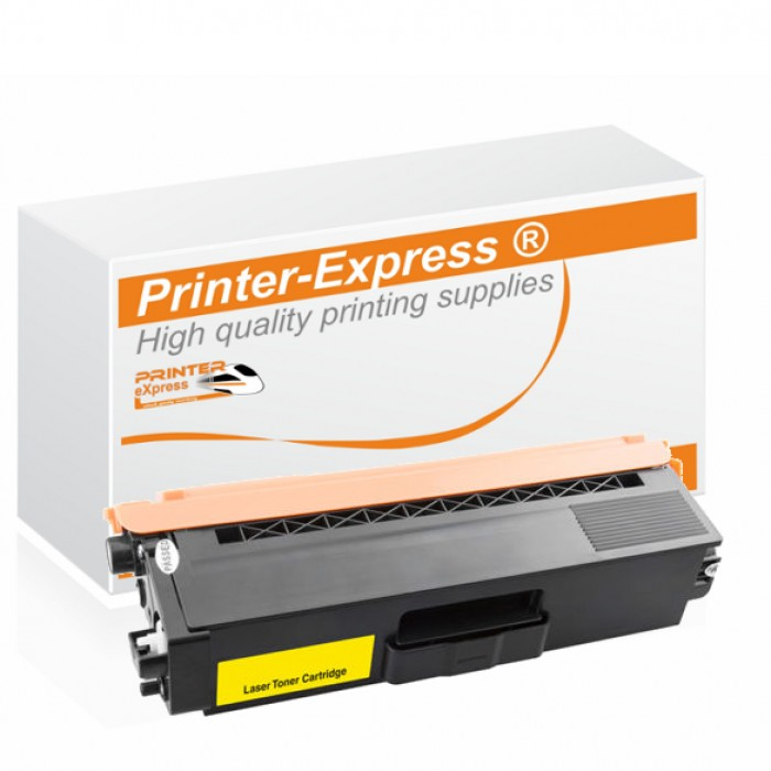 Toner alternativ zu Brother TN-421Y, TN-423Y für Brother...