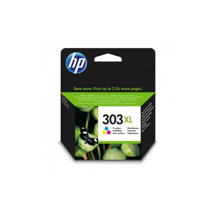 HP 303 XL Druckerpatrone color T6N03AE