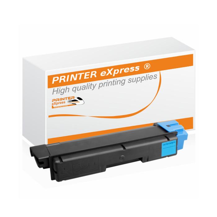 Toner ersetz Kyocera TK-5140C für Kyocera Mita Drucker cyan