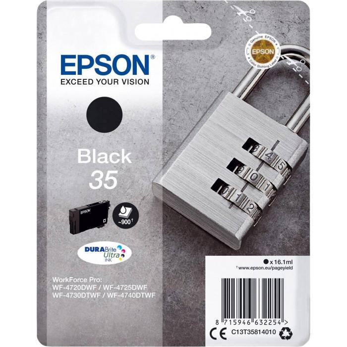 Epson T3581, 35 Druckerpatrone schwarz