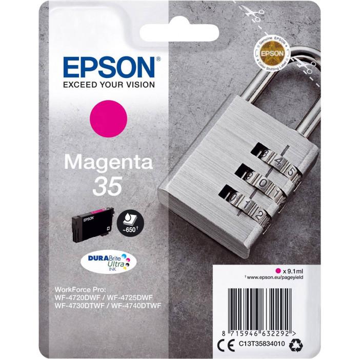 Epson T3583, 35 Druckerpatrone magenta
