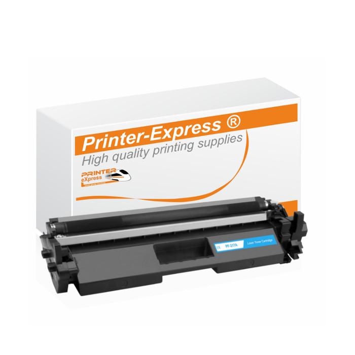 Toner alternativ zu HP CF217A, 17A für HP Drucker Schwarz