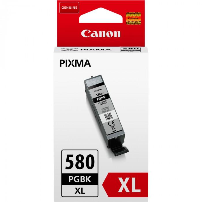 Canon PGI-580XLPGBK Druckerpatrone schwarz