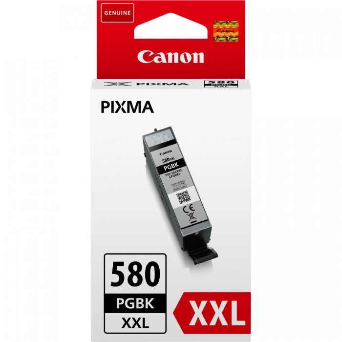 Canon PGI-580XXLPGBK Druckerpatrone schwarz