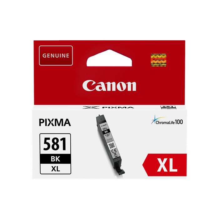 Canon CLI-581XLBK Druckerpatrone schwarz