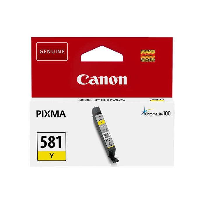 Canon CLI-581Y Druckerpatrone gelb