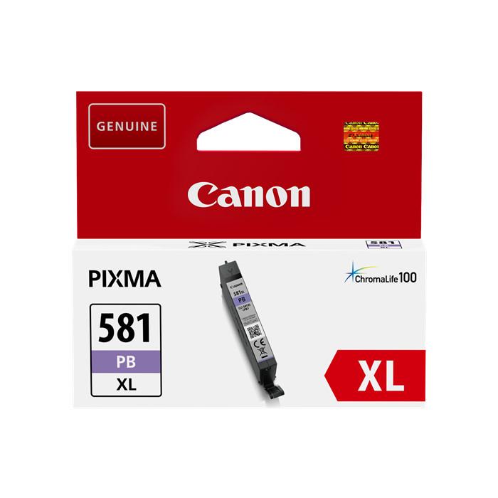 Canon CLI-581XL PB Druckerpatrone fotoblau