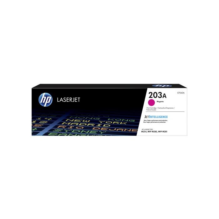 HP CF543A, 203A Toner magenta