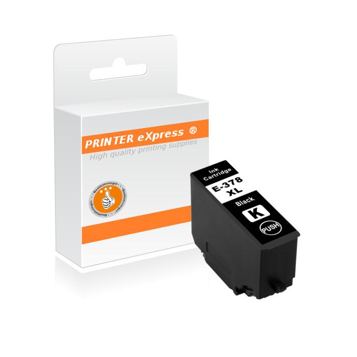 Druckerpatrone ersetzt Epson T3791, 378XL schwarz