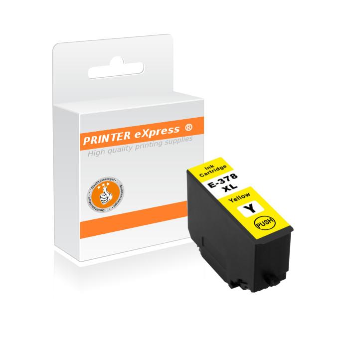Druckerpatrone ersetzt Epson T3794, 378XL gelb