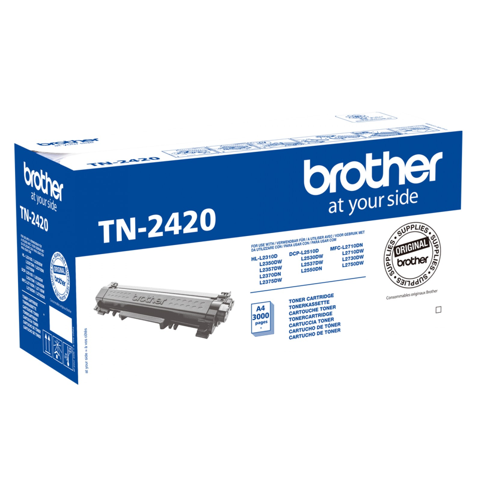Brother TN-2420 Toner schwarz