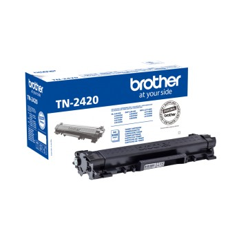 Original Brother Toner TN-2420 schwarz