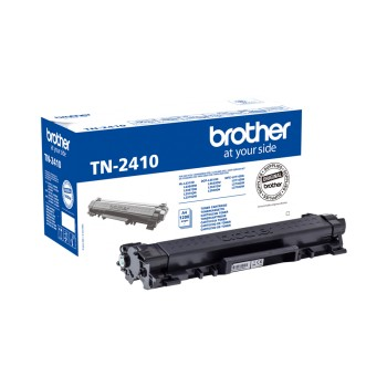 Original Brother Toner TN-2410 schwarz