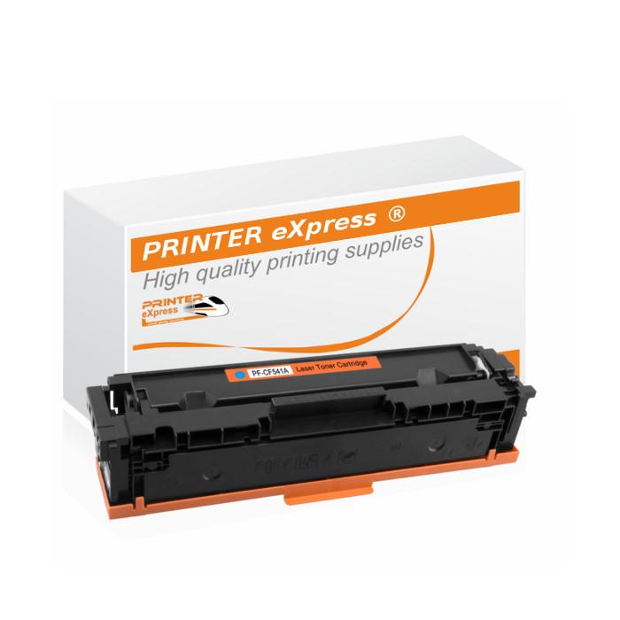 Toner alternativ zu HP CF541X, 203X für HP Drucker cyan
