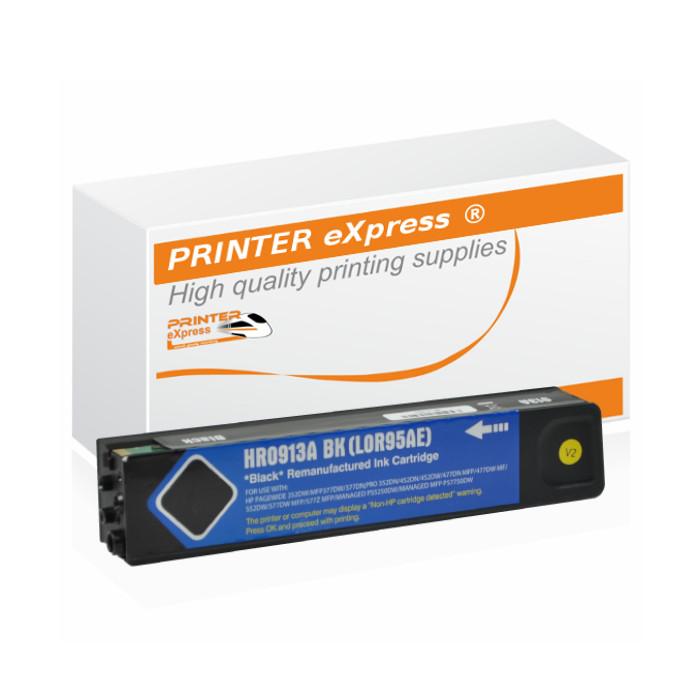 Druckerpatrone ersetzt HP L0R95AE, 913A schwarz