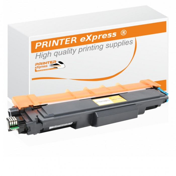 Toner alternativ zu Brother TN-247C, TN-243C cyan