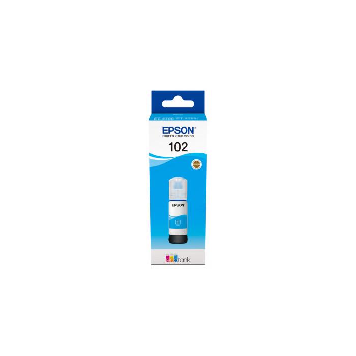 Epson Tinte C13T03R240, 102 cyan