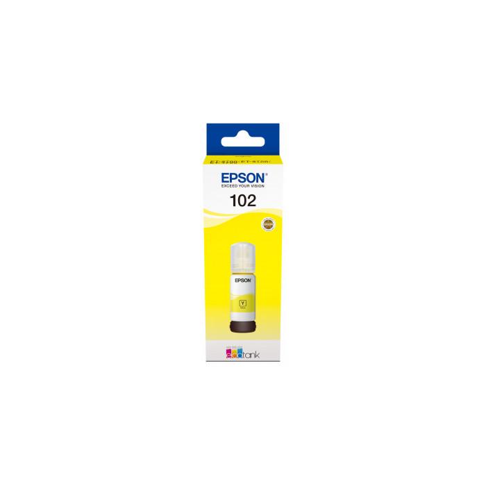 Epson Tinte C13T03R440, 102 gelb