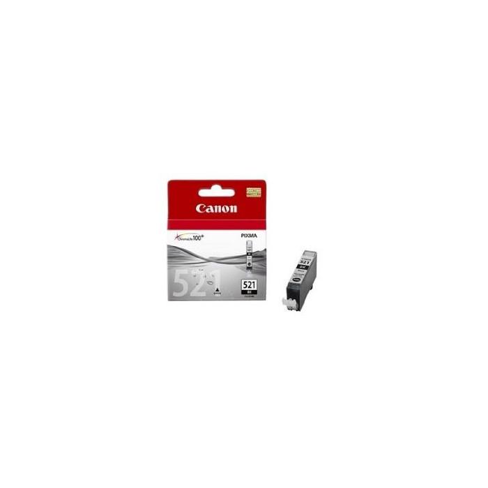 Canon CLI-521BK Druckerpatrone foto black