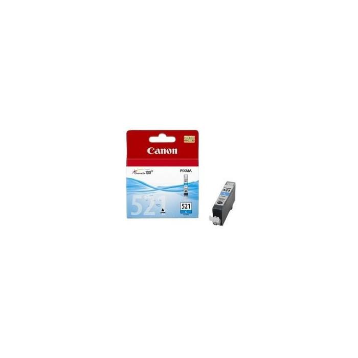 Canon CLI-521C Druckerpatrone cyan