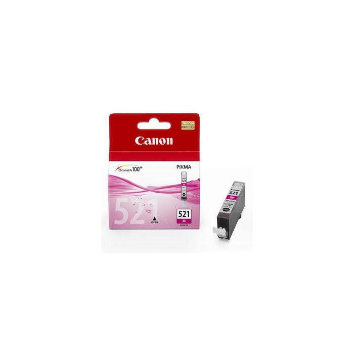Canon CLI-521M Druckerpatrone magenta