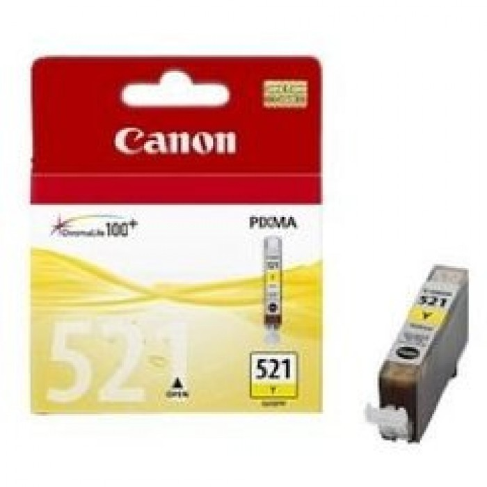 Canon CLI-521Y Druckerpatrone yellow