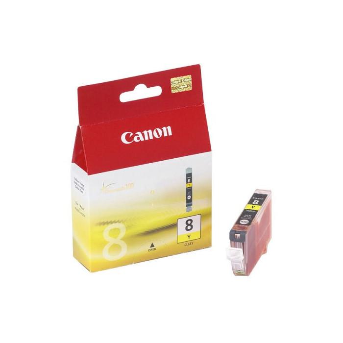Canon CLI-8Y Druckerpatrone yellow CLI-8Y