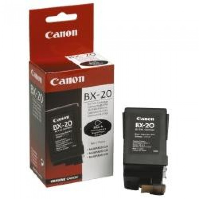 Canon BX-20 Druckerpatrone black BX-20