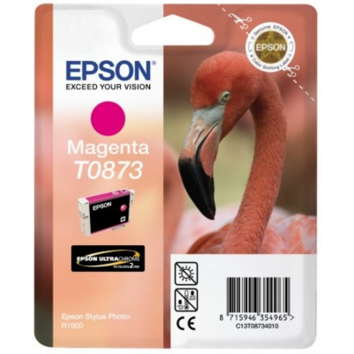 Epson T0873 Druckerpatrone magenta Ultra Gloss High-Gloss 2