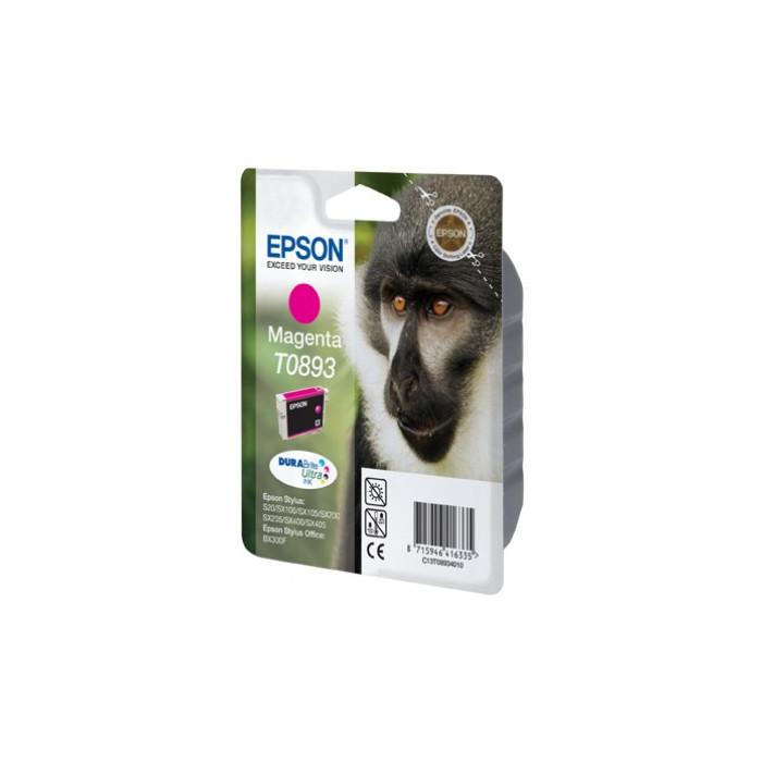 Epson T0893 Druckerpatrone magenta Durabrite Ultra Tinte