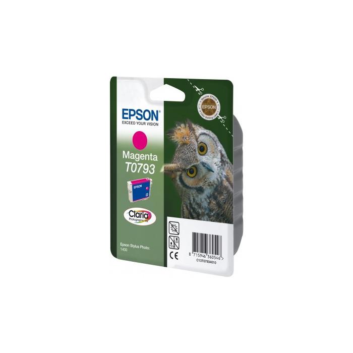 Epson T0793 Druckerpatrone magenta
