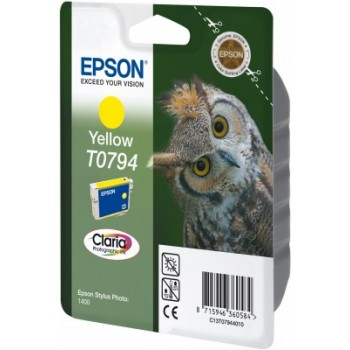 Epson T0794 Druckerpatrone yellow